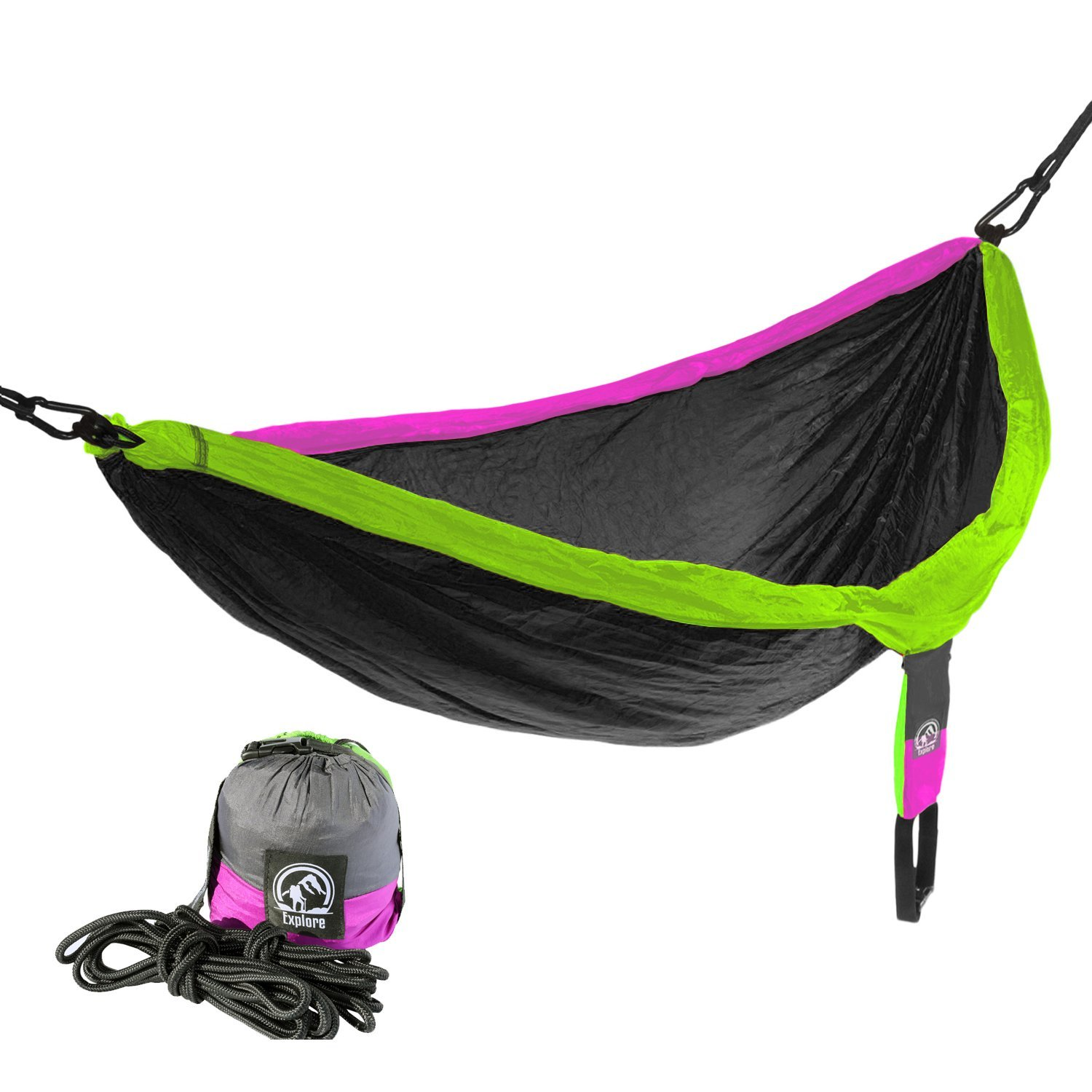 Explore Outfitters PRO Nylon Double Hammock